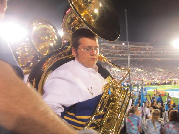 UCLA Band Day 2014